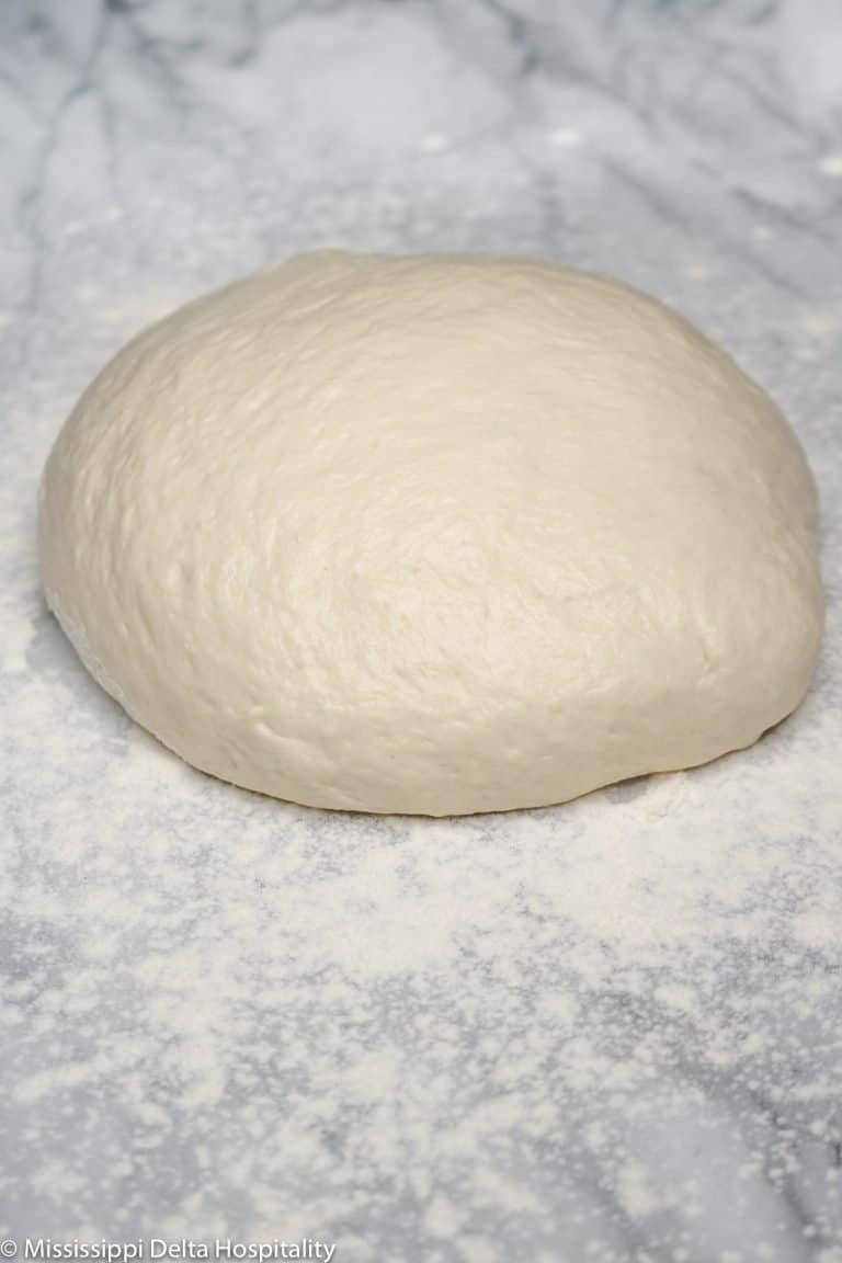 Simple and Easy Homemade Pizza Dough