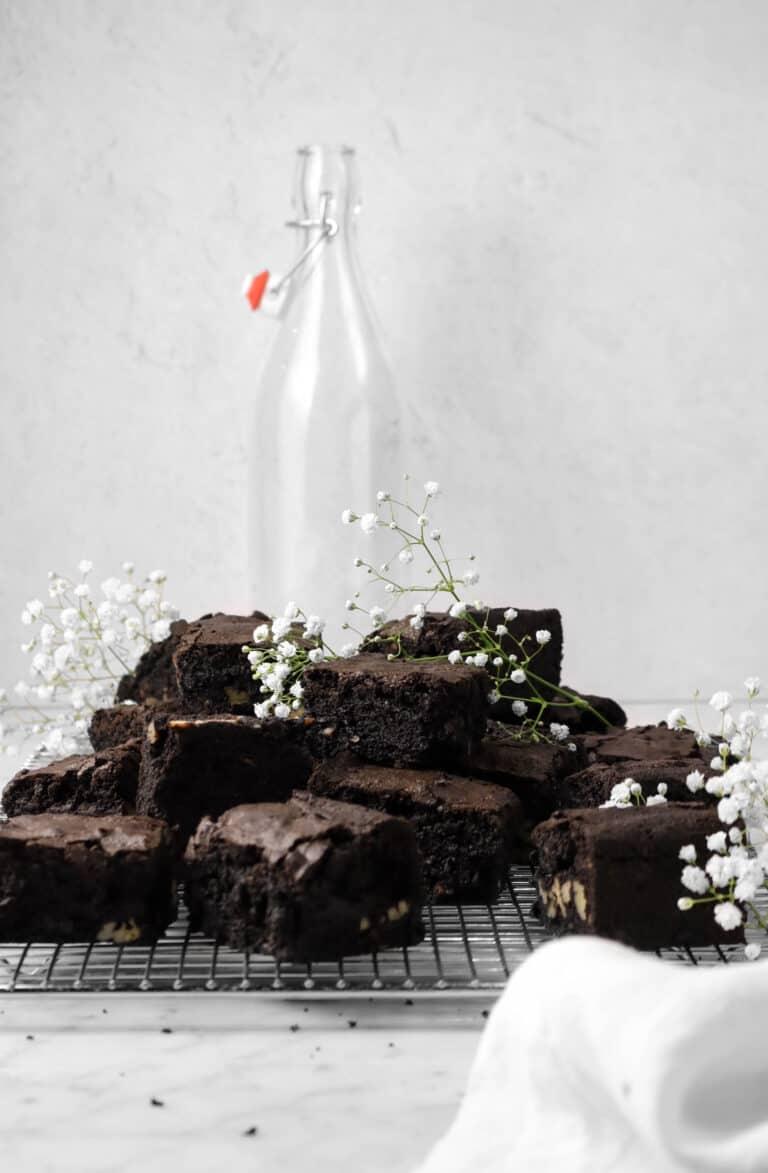 Blackout Brownies